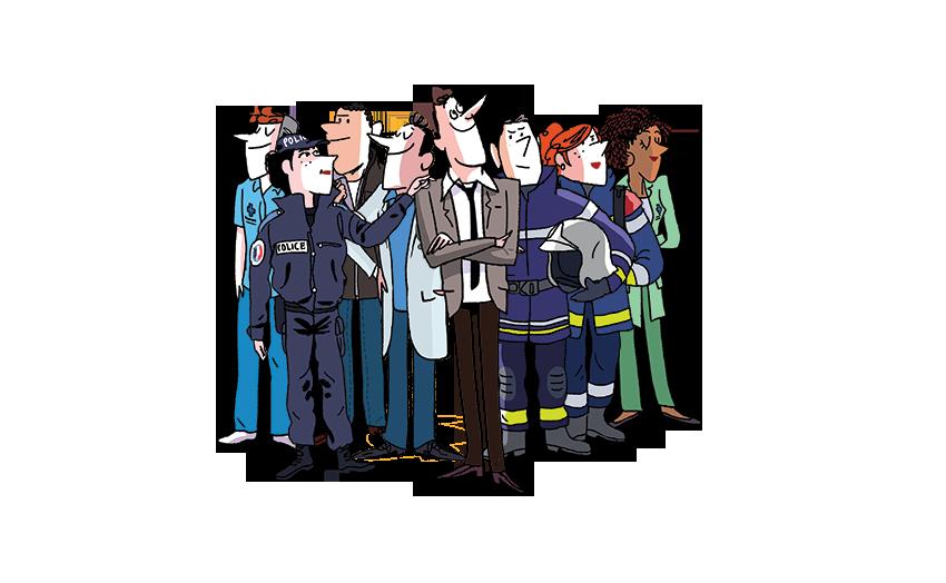 Groupe de fonctionnaires