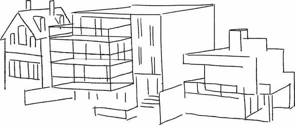 Immeuble de logements