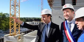 Politique du logement par Emmanuel Macron